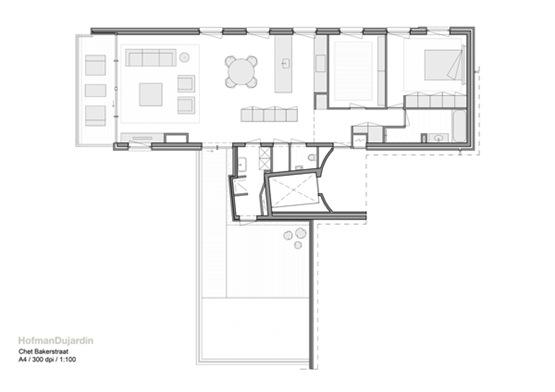 HofmanDujardin_ChetBakerstraat_plan1