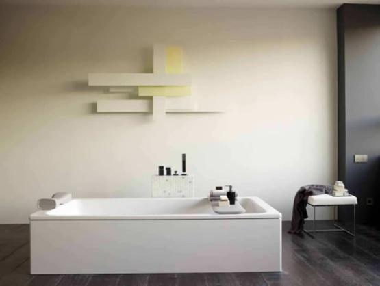 conoflat y bassino de kaldewei en casa decor barcelona 2010 interiores. Black Bedroom Furniture Sets. Home Design Ideas