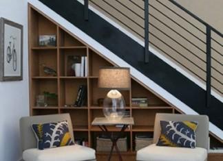 Espacio de almacenamiento archives interiores for Como utilizar el espacio debajo de las escaleras