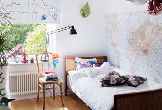Comfortable-Kids-Bedroom-West-Stockholm-Apartment-588x399