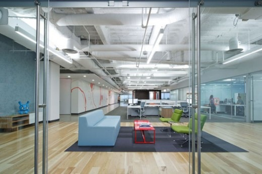 La tendencia en decoración de oficinas | Interiores - photo#2