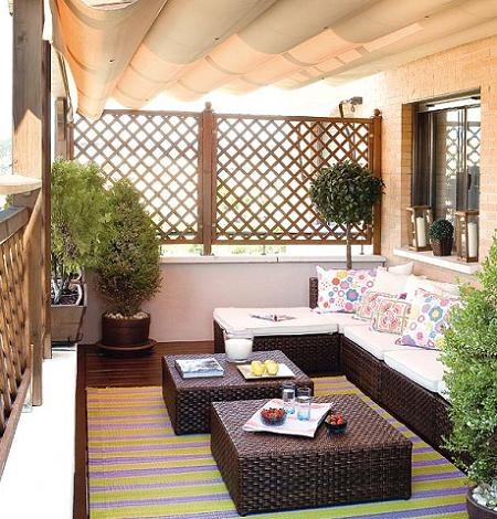 Ideas Para Decorar La Terraza Con Frescura Y Color