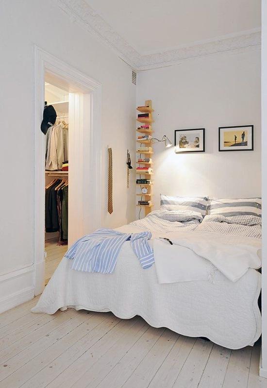 30 bellas y modernas ideas para la decoraci n de rec maras for Decoracion de habitaciones sencillas