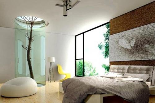 Nueva colecci n de habitaciones modernas 2011 interiores for Diseno de interiores recamaras pequenas