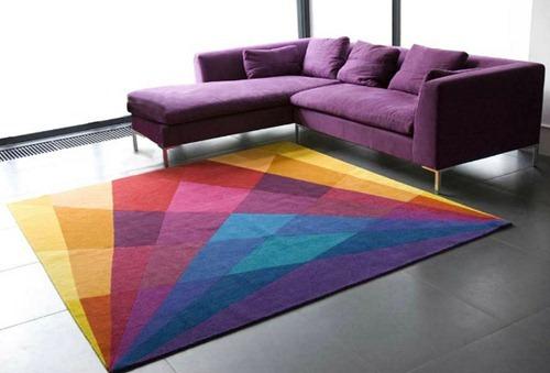 Alfombras contempor neas de sonya winner interiores - Alfombras contemporaneas ...