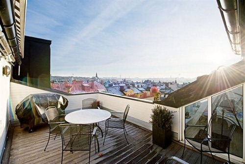 Apartamento de diseño tradicional y moderno conjugado a la ...