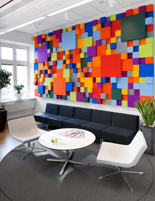 Diseño de Interiores en Oficina en Suecia | Interiores