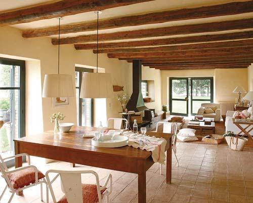 Casa de campo mas a interiores - Casas de campo restauradas ...