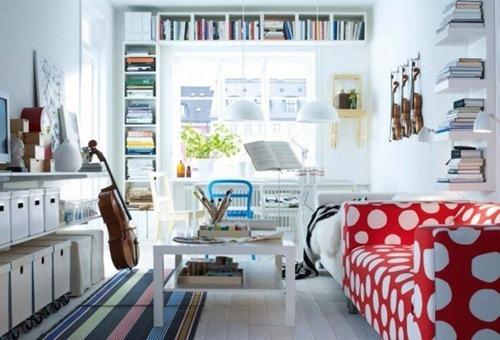 12 de las mejores ideas para una sala de estar by IKEA ...