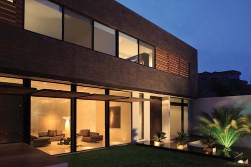 Casa cg arquitectura contempor nea e interiorismo for Arquitectura contemporanea casas