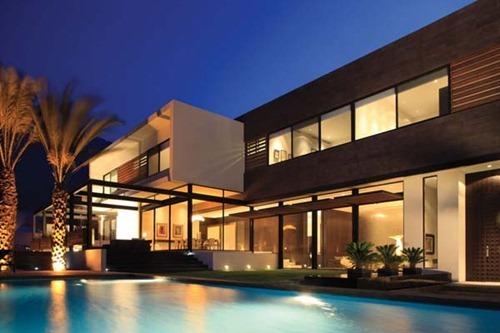 Luxury Ideas For Lavish Living Room Style: Casa CG: Arquitectura Contemporánea E Interiorismo