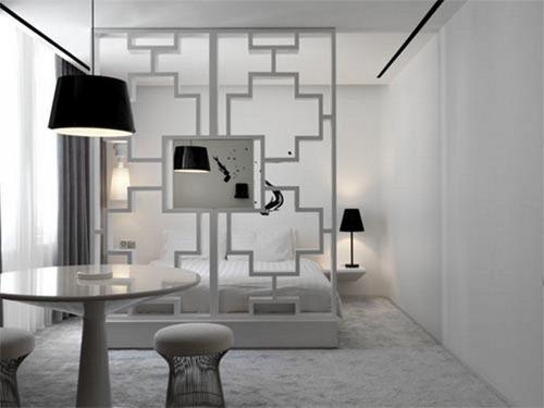 Decoración blanco y negro (10)