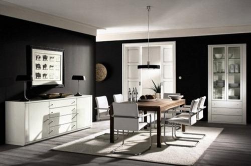 Decoración blanco y negro (8)