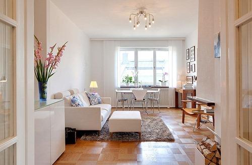 Decoraci n sencilla acogedora y funcional interiores for Diseno de interiores para hogar