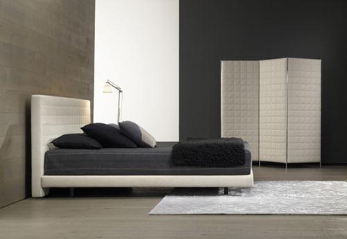 La cama m s dulce genov interiores for Recamaras individuales contemporaneas