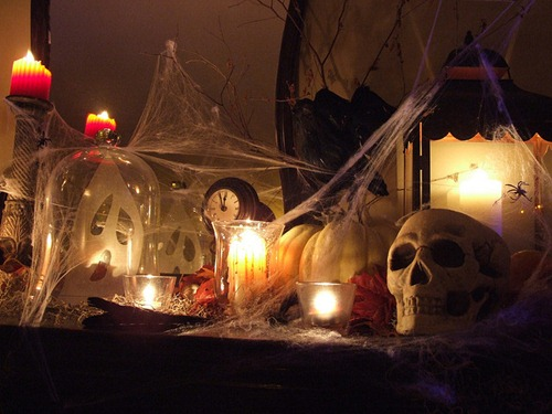 halloween-mantel-decorating-ideas-22
