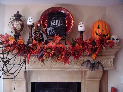 halloween-mantel-decorating-ideas-27