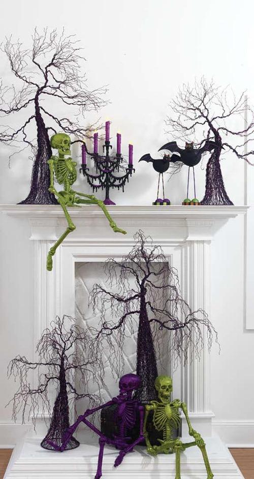 halloween-mantel-decorating-ideas-9