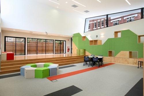 Biblioteca en Melbourne