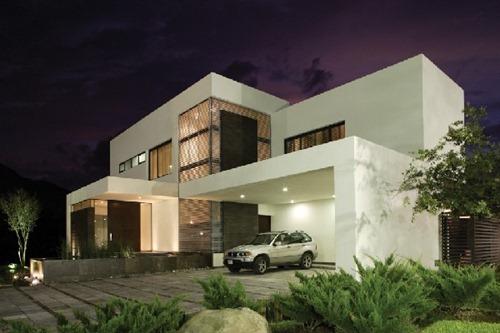 Residencia Moderna con un diseu00f1o en Mu00e9xico: Casa del Tec ...