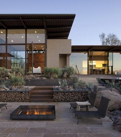 brown-residence-fireplace