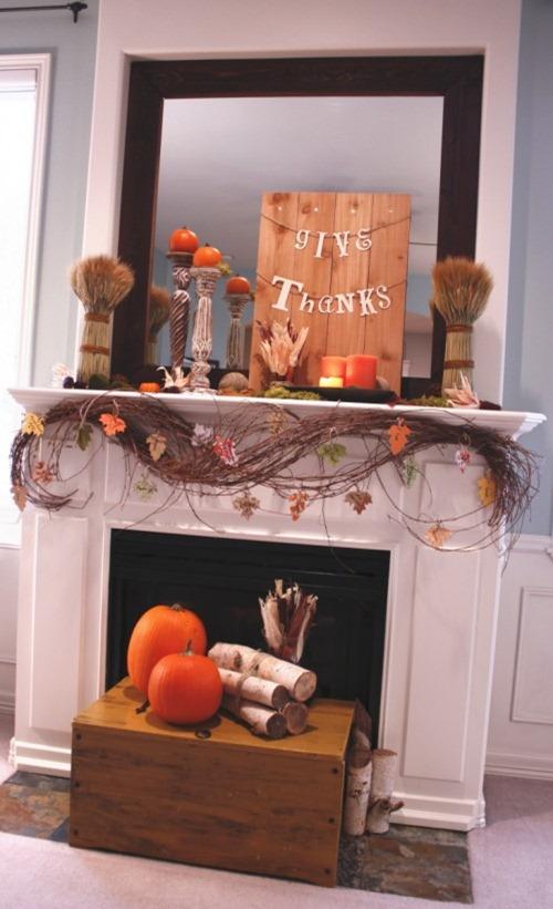 thanksgiving-mantelpiece-decor-ideas-29