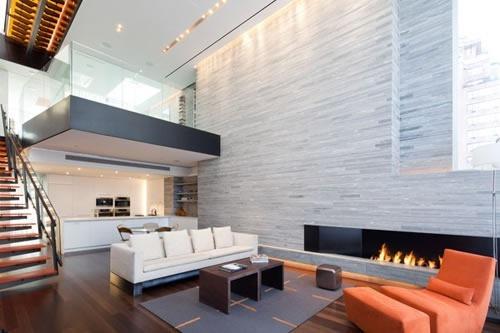 Casas hermosas tico 73 en ciudad de nueva york interiores for Plantas hermosas para interiores