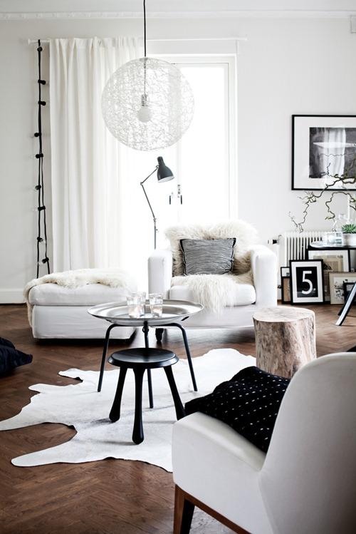hogar con estilo nordico
