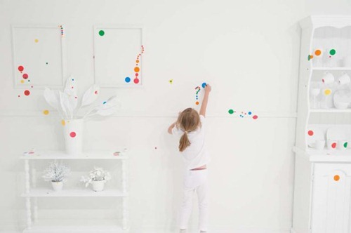'Yayoi Kusama: Look Now, See Forever'Official OpeningObliteration Room