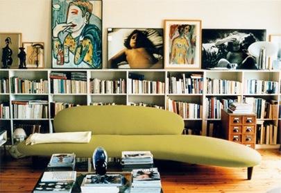 Olive-green-modern-curved-sofa-665x457