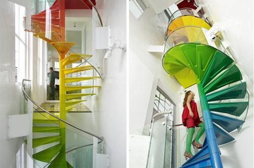 Stairs-rainbow-house-10
