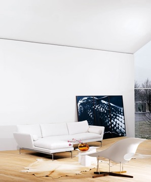 White-sofa-chair-modern-living-room