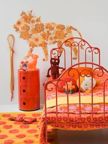 bright-orange-girl-bedroom