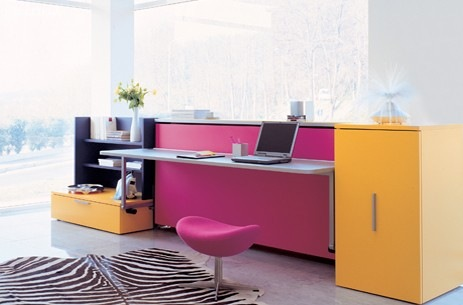compact-home-office-in-a-bed