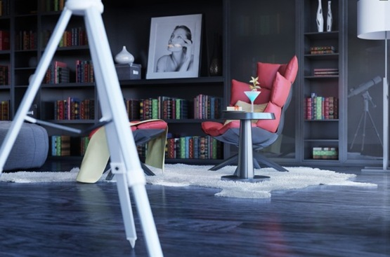 2-gray-red-reading-corner-modern-chair-665x440
