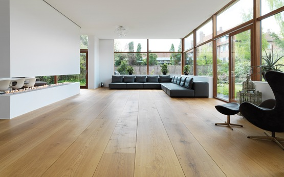 Decorando con pisos de madera al mas puro estilo n rdico Colores minimalistas para interiores
