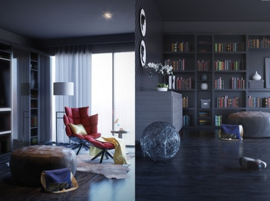 3-contemporary-home-library-665x494