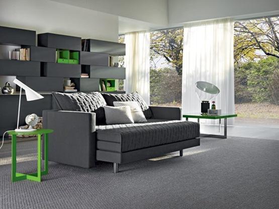 Oz sof un practico mueble que se convierte en una cama for Mueble que se convierte en mesa