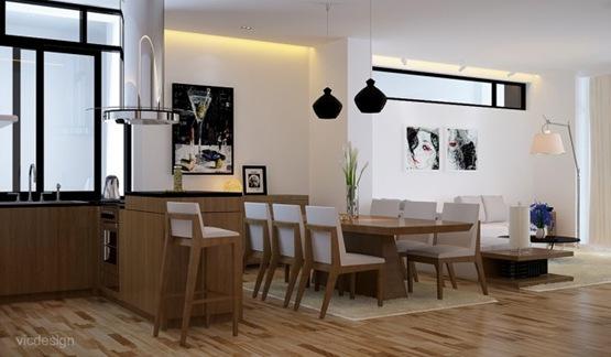 Black-white-oak-dining-suite-kitchn-lounge-665x388