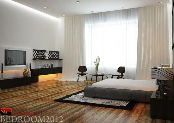 Grayblackwhitemodernbedroom665x470