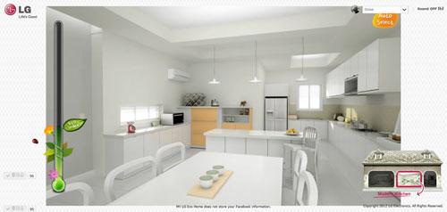 eco home dise ando la casa de tus sue os by lg interiores. Black Bedroom Furniture Sets. Home Design Ideas