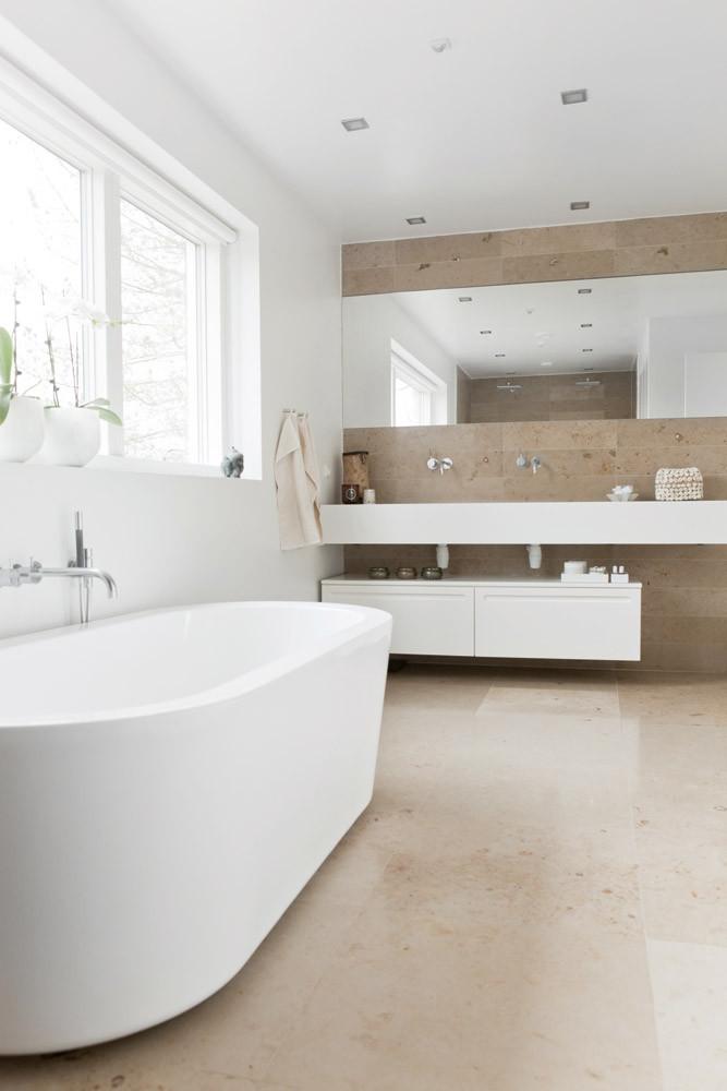 Hermosa casa con estilo nordico moderno interiores for Estilo moderno interiores