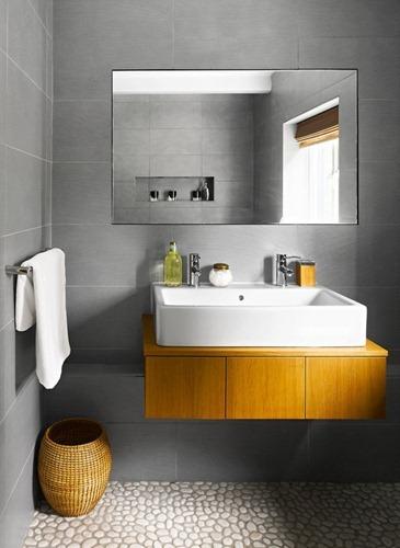 madera en el baño 06