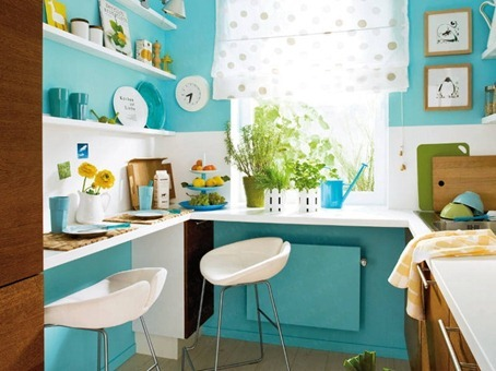 modern-turquoise-kitchen-with-space-saving-solutions-1