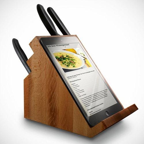 Victorinox-13Slot-Tablet-Knife-Block