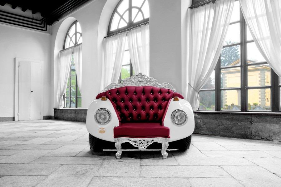 Baroque-armchair
