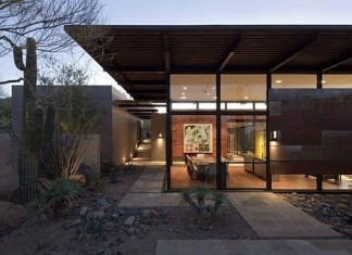 brown-residence