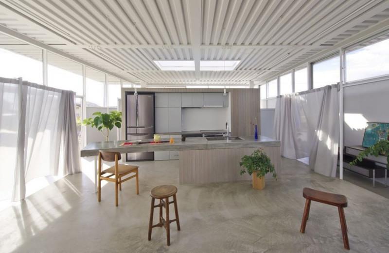 cocina de concreto 07