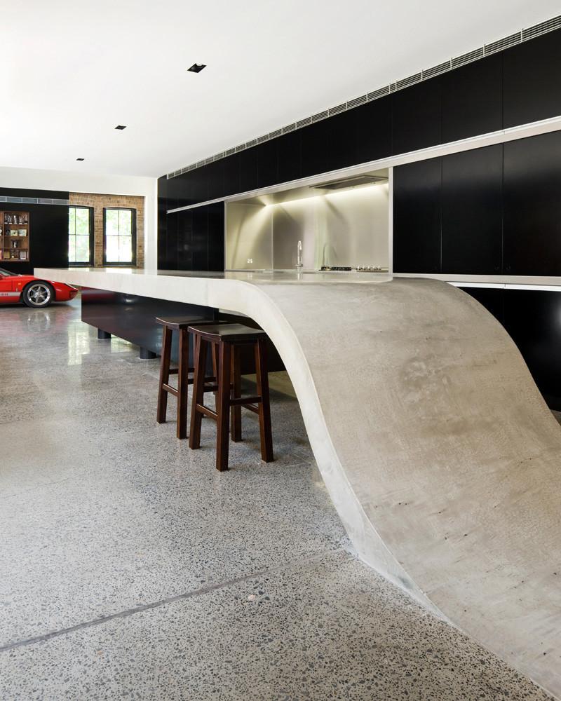 cocina de concreto 08