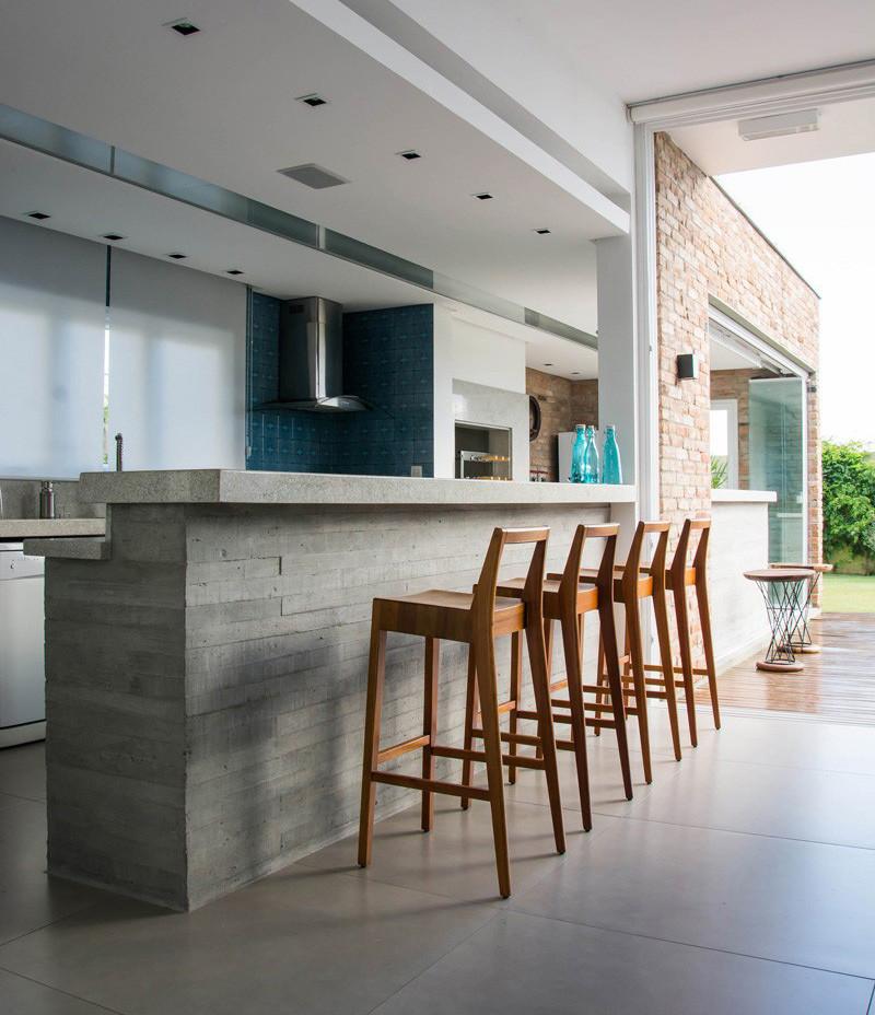 cocina de concreto 11
